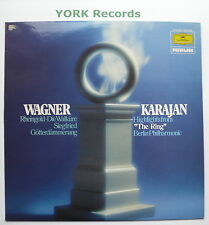 DG 2535 239 - WAGNER - The Ring Highlights KARAJAN Berlin PO - Ex Con LP Record