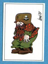 [GCG] STURMTRUPPEN - Corno 1977 - Figurina-Sticker - n. 57 -New