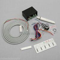 Dental Built-in Ultrasonic Piezo Scaler fit EMS Woodpecker & 1 Handpiece 5 Tips