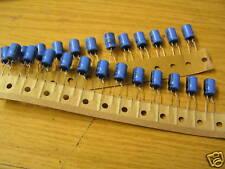 Condensador electrolítico LELON 50v 47uF 24 piezas OL0013b radial