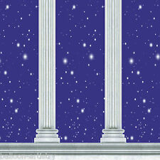 Ancient Greece Greek Party Scene Setter Room Roll Backdrop COLUMNS & PILLARS