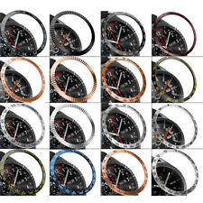 For Samsung Galaxy Watch 46/42MM S2 Bezel Ring Adhesive Cover Anti Scratch Metal