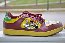 Don-Ed Hardy unisex sneakers - US mens size 8 - lots of skulls