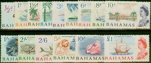 Bahamas 1965 Set of 5 SG247-261 Fine MNH