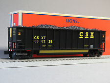 LIONEL CSX ROTARY BATHTUB GONDOLA 386228 o gauge train 19380 freight 6-19382 NEW