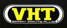 Original VHT Automotive Spray Paints Vintage Racing Sticker NHRA NASCAR Hot-Rod