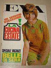EVA=1966=IRA FURSTENBERG=FAUSTO LEALI=ELKE SOMMER=VIRNA LISI=25 LUGLIO=