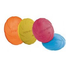 Trixie Gioco Frisbee colori e misure assortite per Cane