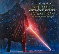Art of Star Wars: The Force Awakens by Phil Szostak (Hardback, 2015)
