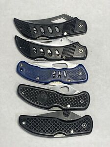 Unbranded Knives (Lot Of 5)