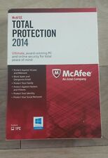 McAfee Total Protection w/ Internet Security & Antivirus - 1 PC *Updates*