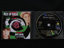 Ace Of Base. Happy Nation. U.S. Version. Compact Disc. 1992. Made In Australia