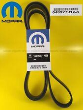 MOPAR OEM BELT Drive A/A Alternator 6PK2199 Fan Serpentine belt Accessory