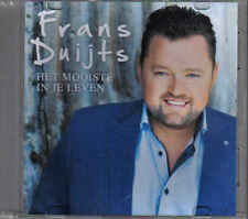 Frans Duijts-Het Mooiste In Je Leven Promo cd single