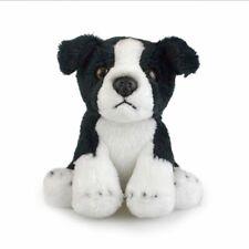 Lil Friends 15cm Border Collie Dog Kids Soft Plush Stuffed Toy 3y Black