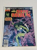 The Savage She-Hulk #7 August 1980 Marvel Comics