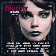 GOTHIC COMPILATION 62 2 CD NEUF