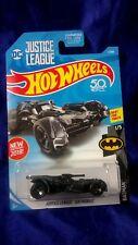 Hot Wheels DC Justice League Batmobile 2018 Batman Series #1/5 Best For Track