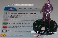 MACHINE MAN #025 Age of Ultron Marvel HeroClix