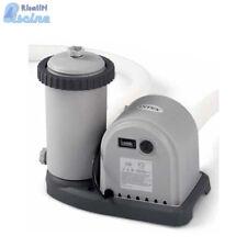 INTEX  Pompa Filtro per Piscina 5.678 L/h - Grigia (28636)