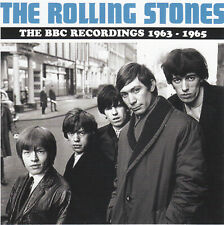"""ROLLING STONES  """" THE BBC RECORDINGS 1963 - 1965, 2 CD """""""