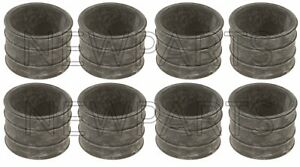 For Porsche 928 78-84 Set of 8 Intake Manifold Sleeves OE Supplier 92811015801