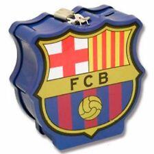 HUCHA ESCUDO FUTBOL CLUB BARCELONA PRODUCTO ORIGINAL CON LICENCIA