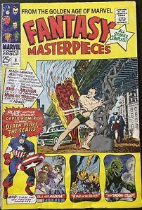 Fantasy Masterpieces #8 April 1966