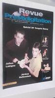 Revista de La Conjuring Dibujada Afap N º 532 Nov - Dic 2002 Tbe