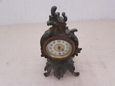 ex piccola orologio pendolo da viaggio d ufficiale