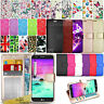 For LG K10 2017 M250N - Wallet Leather Case Flip Cover Cover + Screen Protector