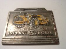 Vintage , This is OLD ONE , LaPlant Choate Scraper Watch Fob