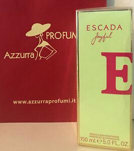 Body Lotion Escada Especially Joyful Body Lotion 150 ml