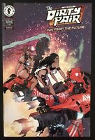 Dirty Pair Run from the Future #1 Variant 2000 Dark Horse Comic Adam Hughes