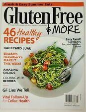 Gluten Free & More Healthy Recipes Amazing Salads Jun Jul 2016 FREE SHIPPING JB
