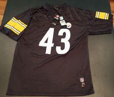 e9ec535b5 Troy Polamalu Pittsburgh Steelers Jersey Reebok Team Apparel Youth XL 18-20
