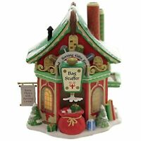 Department 56 North Pole Series St. Nick's Gift Sorting Center Lighted Buildings