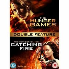 The Hunger Games 1-2 (DVD, 2-Disc Set, Box Set)