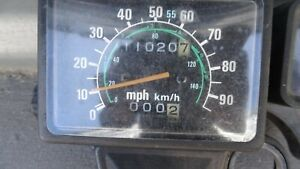 1984 Honda XL250 XL250R Speedometer Speedo Instruments Gauges Dash
