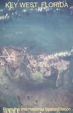 Key West Florida From the International Space Station, FL Island NASA - Postcard