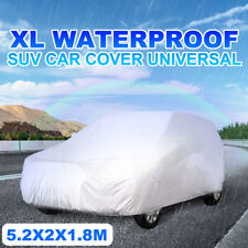 Full Car SUV Cover Waterproof Sun UV Snow Dust Rain Resistant Protection XL