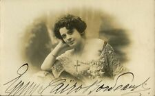 Mystery Vintage Signed Photo - Opera? Theatre?