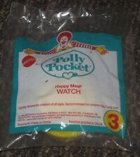 1994 Polly Pocket McDonalds Happy Meal Toy - Watch #3