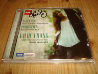 Signed Signiert VILDE FRANG Sibelius Prokofiev Violin Concertos EMI CD NEW NEU