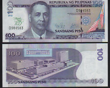 Philippines 100 Piso 2012 P213 Commemorative Mint Unc