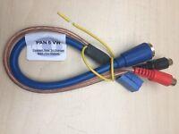 CD CHANGER INTERFACE FOR VW GAMMA AUDI MK2 TO PANASONIC CDX-DP803/9060