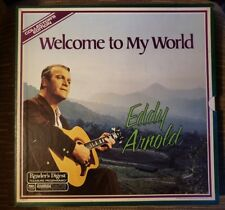 Eddy Arnold Welcome To My World 6 LP Vinyl Box Dynagroove Stereo Readers Digest