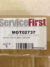 Service First MOT02737 MOTOR, 1/20 HP, 480V, 1550 RPM