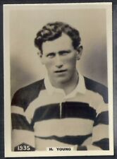 PINNACE FOOTBALL (LF SIZE PINNACE BACK)-#1935- RUGBY - WIDNES RFL - YOUNG
