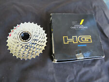 SHIMANO XT HG 90 CASSETTE 7 SPEED 13-30 MOUNTAIN BIKE BICYCLE NOS